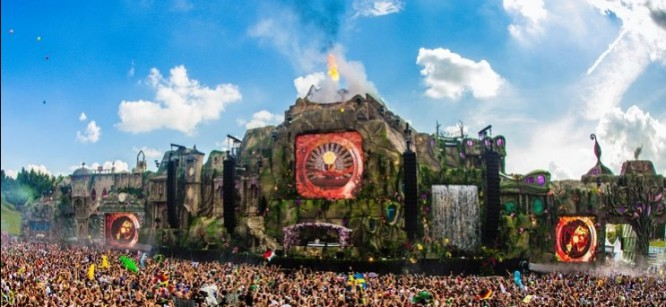 Woman Jailed For Making Small Fortune Selling Fake Tomorrowland Tickets
