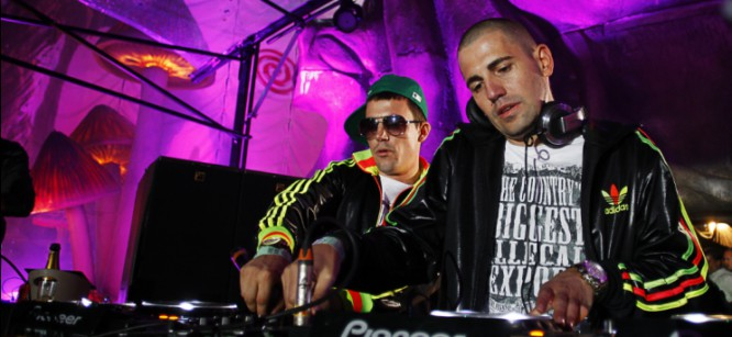 Charlie Sheen Teams Up With Dimitri Vegas & Like Mike For New Music Video