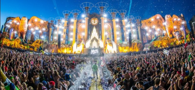 Here's Your Chance To Pick And Play The First Track At EDC