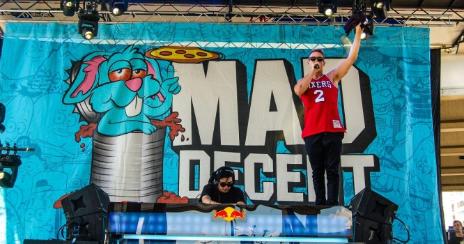 Mad Decent Drops The 2015 Block Party Trailer