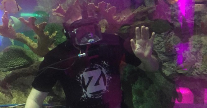 Zedd Throws An Exclusive Underwater Party With Special Guests