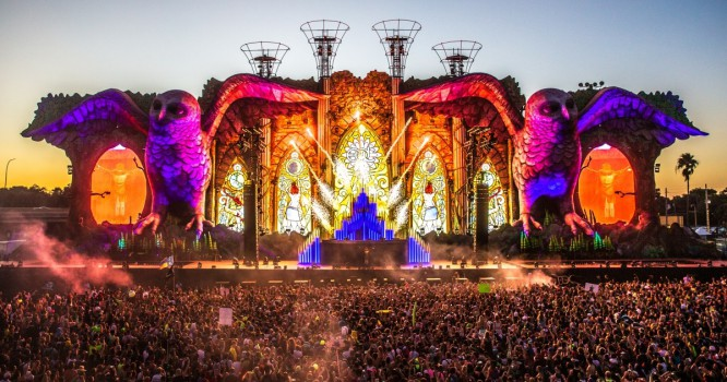 Now You Can Arrive To EDC In A Helicopter Like Your Favorite Artist