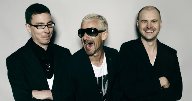 Listen To Above & Beyond's Remix Of Two Electronica Legends