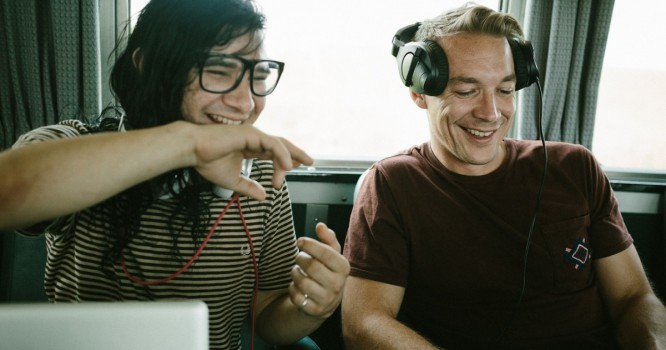 Diplo & Skrillex Explain How The Justin Bieber Collab Really Happened [VIDEO]