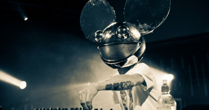 Deadmau5 Releases The Finished Collaboration With Grabbitz