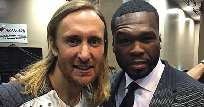 David Guetta And 50 Cent Announce Upcoming Collaboration