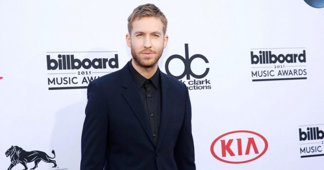 Calvin Harris Wins Big At The Billboard Music Awards