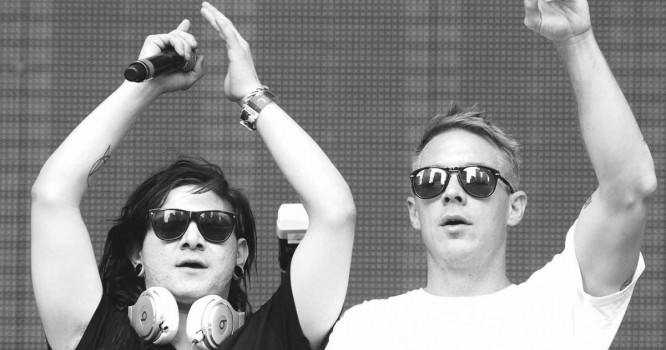 Listen To Jack U's Full Hangout Music Festival Performance