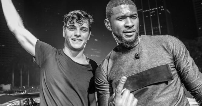 Soundcloud Temporarily Takes Down Martin Garrix & Usher Track