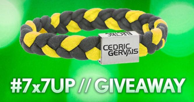 Win A Signature Series Cedric Gervais Electric Family Bracelet