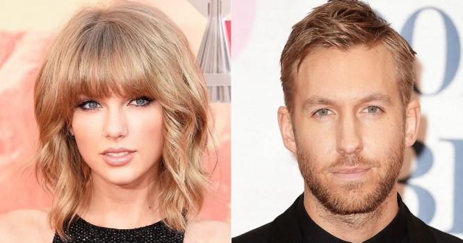 Calvin Harris And Taylor Swift Collaborating On New Music