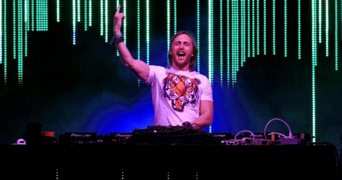 David Guetta Reveals Which Countries Have The Best EDM Fans