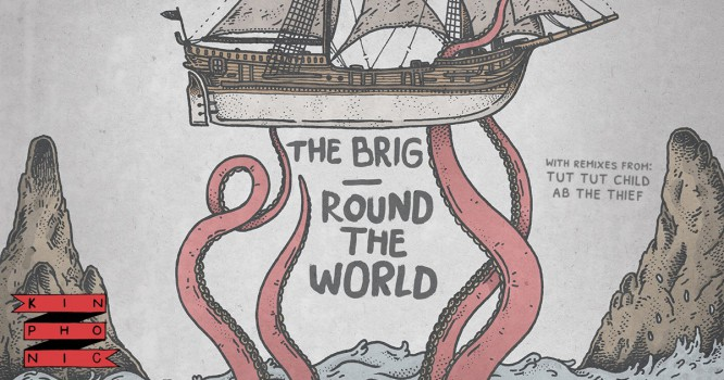 Take a Trip 'Round The World' With The Brig's New EP