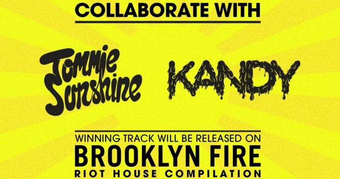 Tommie Sunshine And KANDY Want You To Collaborate With Them