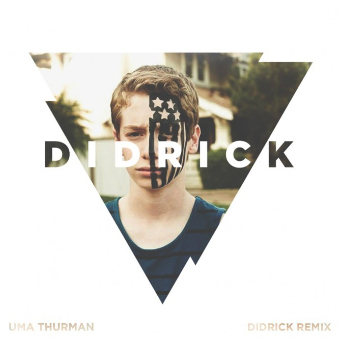 "Didrick Remixes Fall Out Boy's ""Uma Thurman"""