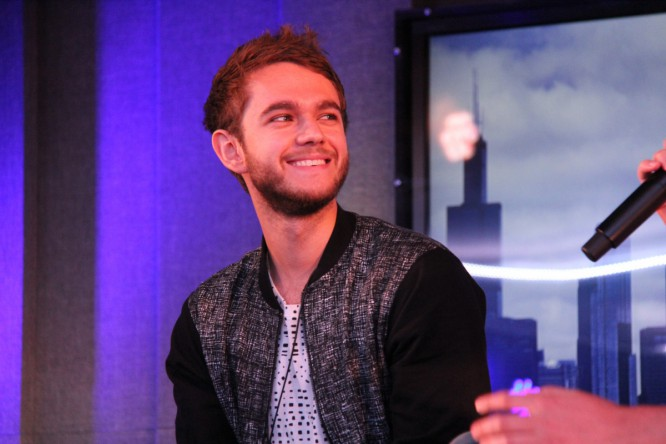 Zedd Hits The Top Of The Charts & The Empire State Building, Takes Fans Behind The Scenes [VIDEO]