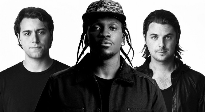 Axwell /\ Ingrosso Create Fire With New Rework Featuring Pusha T