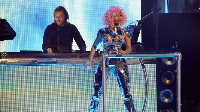 David Guetta And Nicki Minaj Get Parodied In Hilarious 'Hey Mama' Spoof [VIDEO]