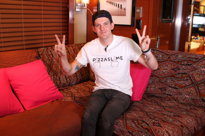 Dillon Francis On Sneaking Into Coachella & Working With DJ Snake & Diplo [VIDEO]