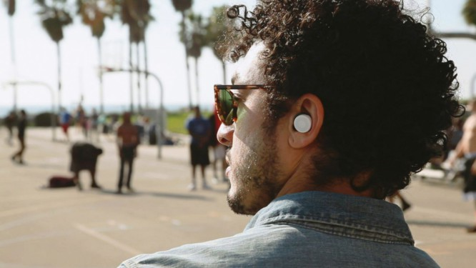 Control The Way You Hear Music, Concerts & The World With These High-Tech Earbuds