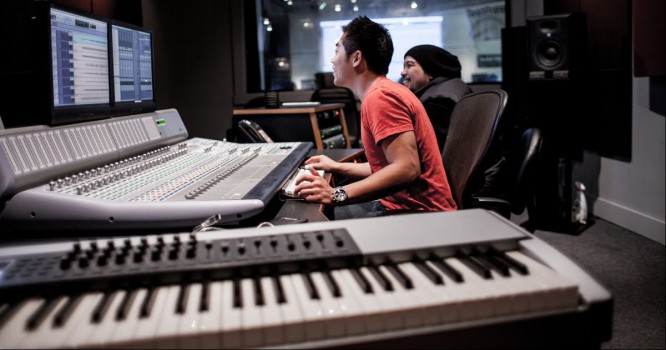 Old School vs. New School: The Role of Music Production Schools Today