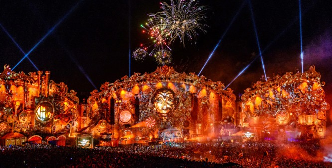 Tomorrowland Reveals New Stage With Dillon Francis, Headhunterz & More
