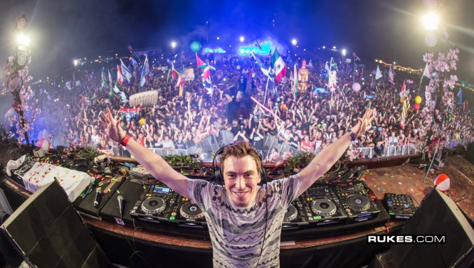 Hardwell Releases Teaser Of 360-Degree Interactive Experience [VIDEO]