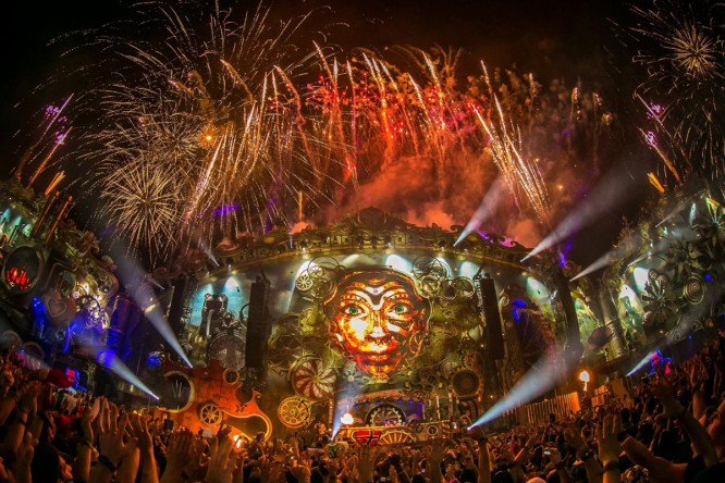 Tomorrowland Announces The Full 2015 Mainstage Lineup