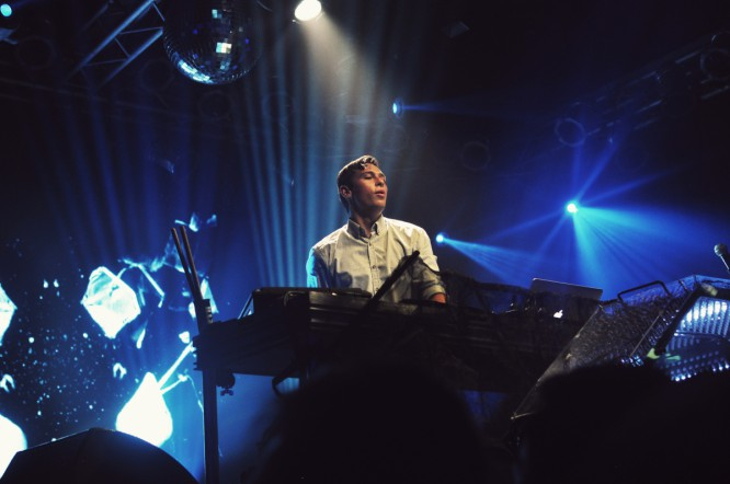 Flume Premieres New Material At Major US Music Festival [VIDEO]