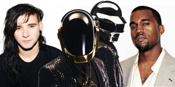 Daft Punk Documentary To Feature Cameos By Skrillex, Kanye West & More