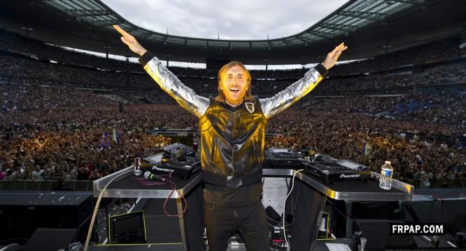 David Guetta To Create Official Anthem Of 2016 European Football Tournament