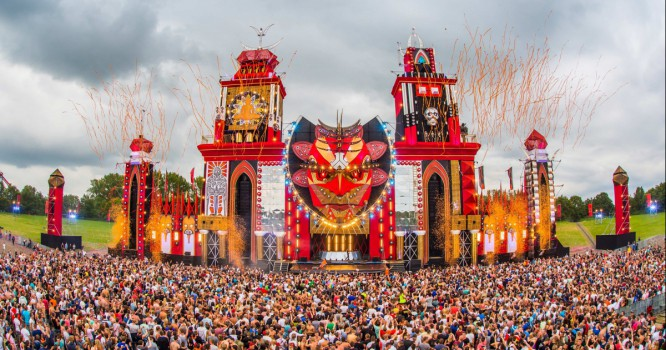 Hardstyle Paradise Inbound - Get Ready for DefQon.1