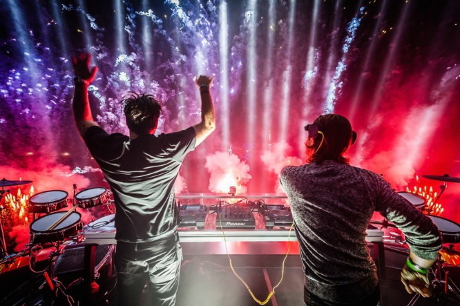 Watch Axwell /\ Ingrosso Perform At Alexandra Palace In New Behind-The-Scenes Video