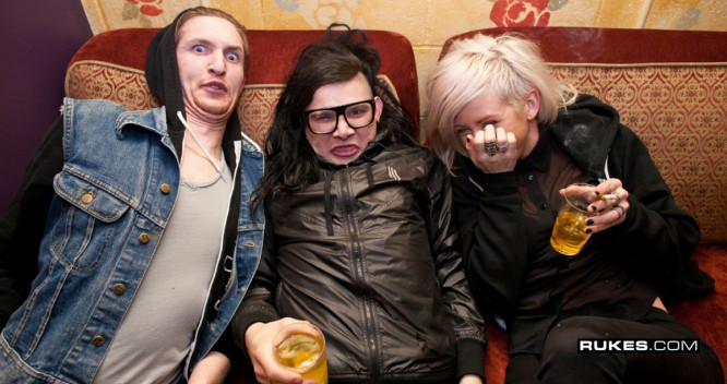 Ten of the Greatest #DerpFace Moments in EDM