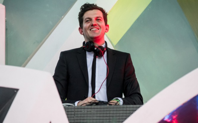 Dillon Francis Talks High School & Sex, Teases New Charity Campaign [VIDEO]