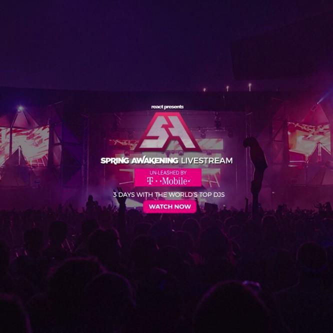 Stream Jack U Live At Spring Awakening Music Festival Now!