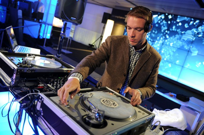 Check Out Diplo's Killer Guest Mix On Spinnin' Sessions