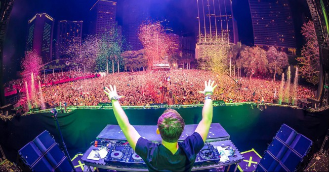 Watch Hardwell's Epic Performance At 2015 Ultra Korea Music Festival [VIDEO]