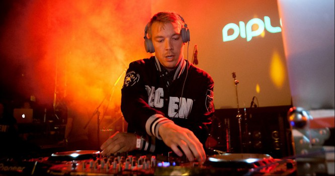 Listen To Diplo's Brand New 2-Hour Mix For BBC Radio 1