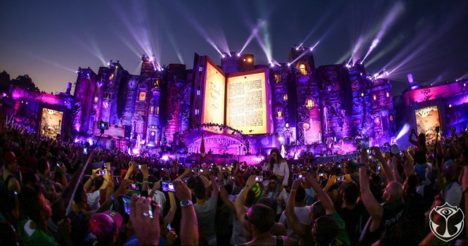 Step Inside The Fairy Tale With This Epic Short Film Of Tomorrowland Brasil [VIDEO]