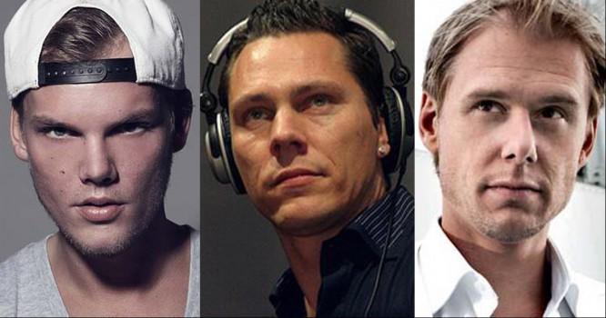 Avicii, Tiesto, Armin van Buuren & More Honor EDM Legends With New Remix Album