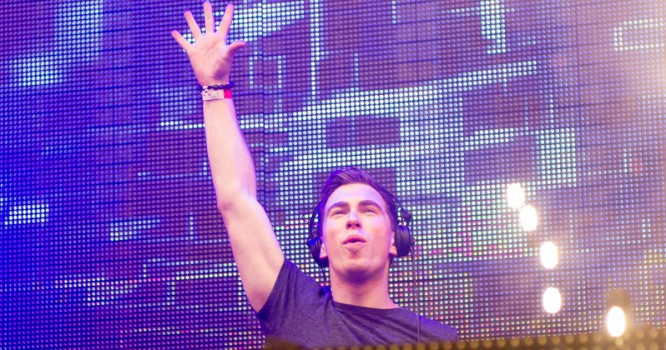 Hardwell Announces He Will Branch Out From House At EDC [VIDEO]