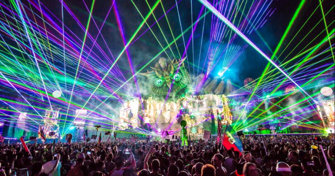 Listen To Sets From Tiesto, Kaskade, Disclosure & More At EDC Vegas