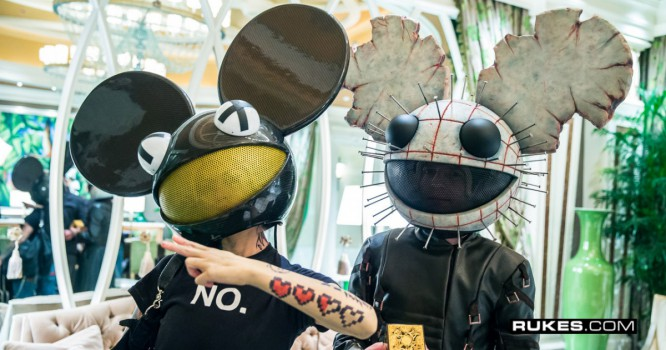 Deadmau5 Releases New Remix Of 'Some Chords'