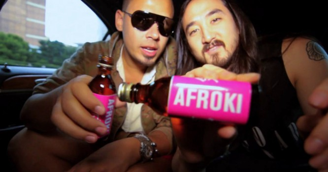Check Out This New Remix Of An Afrojack & Steve Aoki Classic