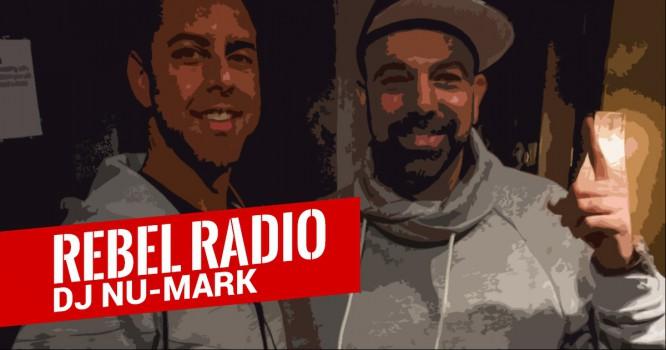 Rebel Radio Ep. 2: DJ Nu-Mark - Craft is Key