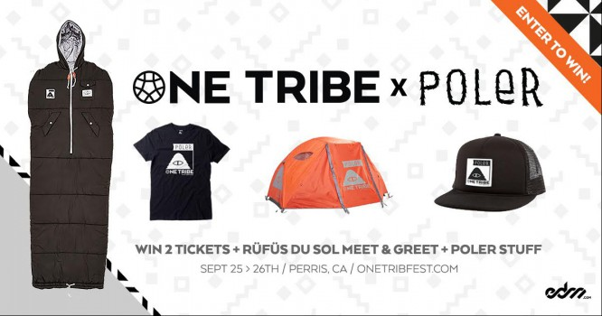 Win The Ultimate Camping Experience at One Tribe Festival!