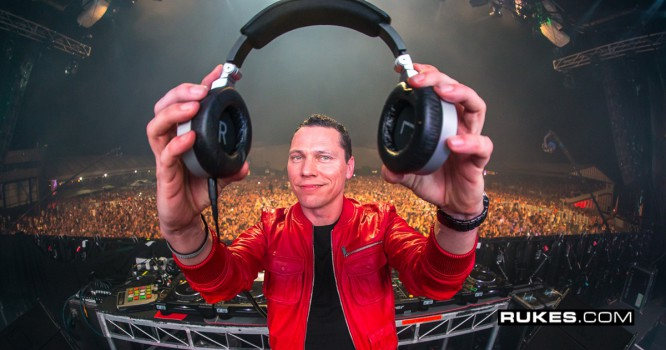 Listen To The Preview Of Tiesto's New Edit