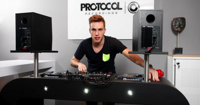 Nicky Romero Celebrates 150th Radio Show With New Song & Special Guest Calvin Harris