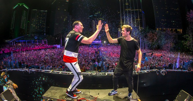 Win All Three Limited Edition 7UP Cans Featuring Martin Garrix and Tiesto